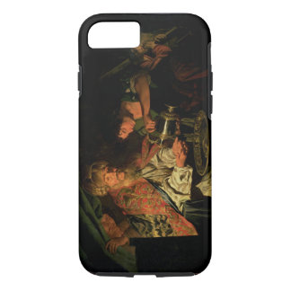 Pilate Washing his Hands (oil on canvas) iPhone 7 Case