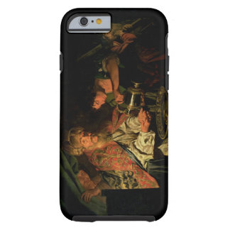 Pilate Washing his Hands oil on canvas iPhone 6 Case