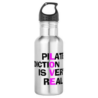 Pilates Addiction Bottle - Unique Funny Gift