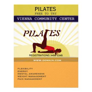 Pilates Flyers