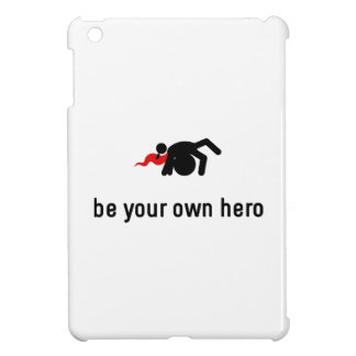 Pilates Hero iPad Mini Cover