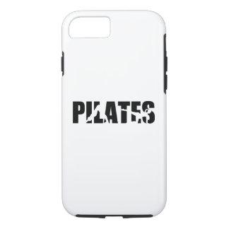 Pilates iPhone 7 Case