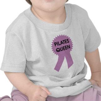 Pilates Queen T Shirts