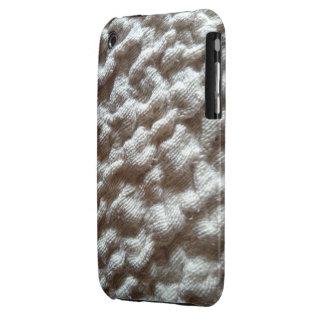 pile fabric iPhone 3 ケース