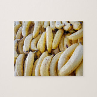 Pile of Bananas Jigsaw Puzzle
