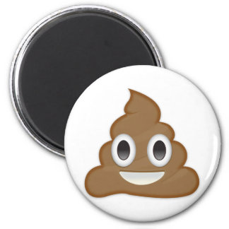 Pile Of Poo Emoji Magnet