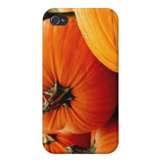 Pile of Pumpkins iPhone 4/4S Covers