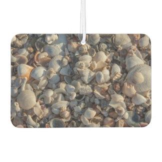 Pile Of Seashells Car Air Freshener