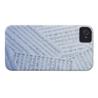 Pile of Sheet Music iPhone 4 Case