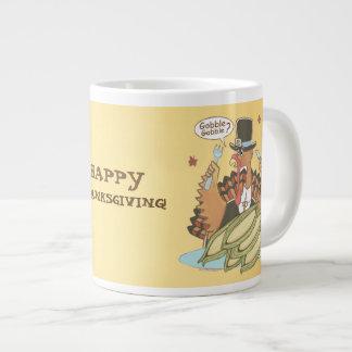 Pilgrim Turkey coffee mug