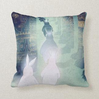 Pilgrimage 2012 cushion
