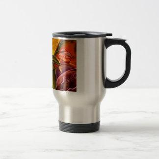 Pilgrims Indians Mayflower Thanksgiving 1620 Travel Mug