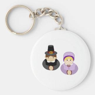 Pilgrims Keychains