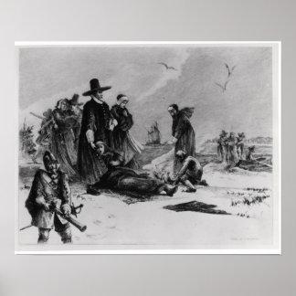 Pilgrims Poster