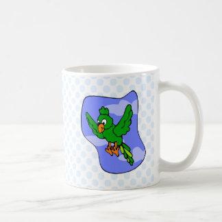 Pili Parrot Mugs