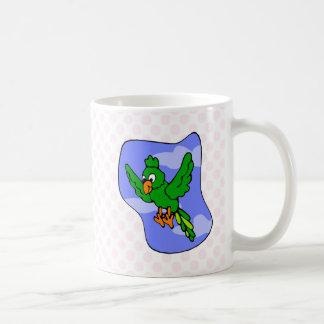 Pili Parrot Coffee Mug