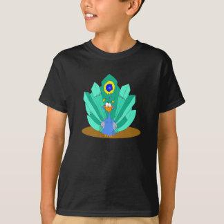 Pili Peacock T-Shirt