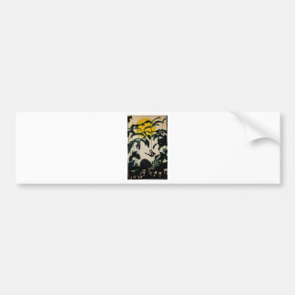 Piliero Fairies Bumper Sticker