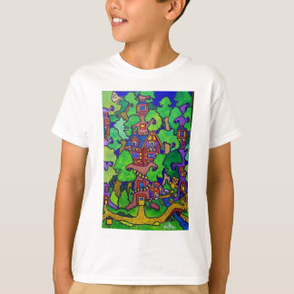 Piliero Magic Treehouse T-Shirt