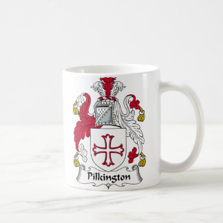 Pilkington Family Crest Coffee Mug
