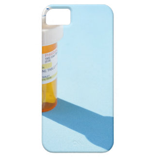 Pill bottle full of medication barely there iPhone 5 case