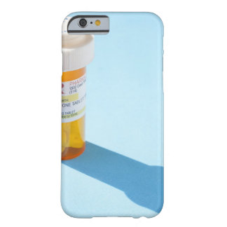 Pill bottle full of medication barely there iPhone 6 case