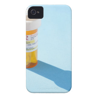 Pill bottle full of medication iPhone 4 Case-Mate case