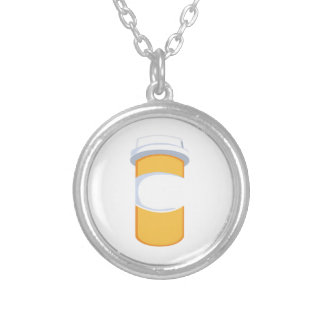 Pill Bottle Pendants