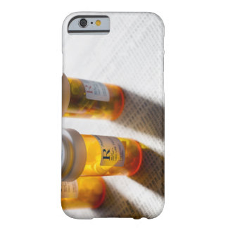 Pill bottles on stock page barely there iPhone 6 case