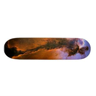 pillars of creation custom skate board