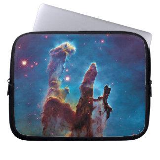 Pillars of Creation M16 Eagle Nebula Computer Sleeves