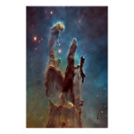 Pillars Of Creation Photographic Poster
