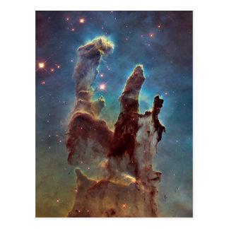 Pillars of Creation Postcard