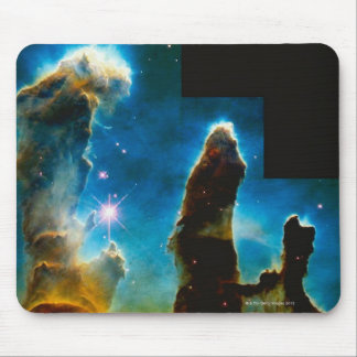Pillars of Gas Mouse Pad