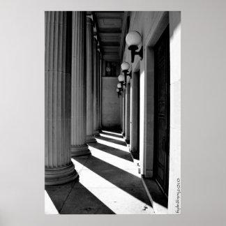 Pillars of Light Poster