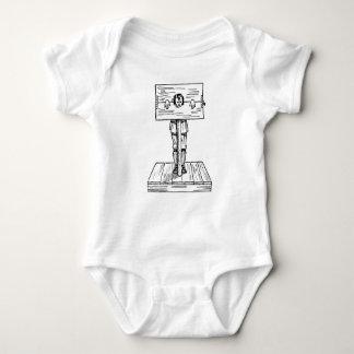 Pillory Baby Bodysuit