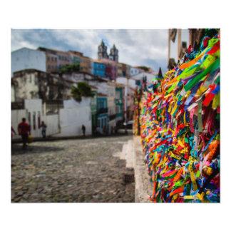 Pillory, Salvador - Brazil Photo Print
