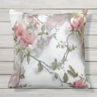 "pillow, 20"", floral, pattern, custom outdoor cushion"