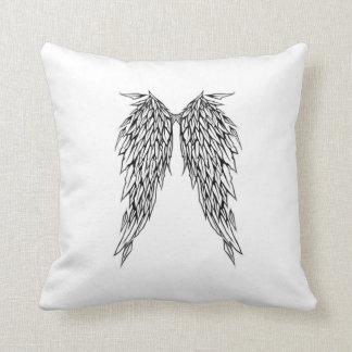 pillow, angel, angel wings throw cushions