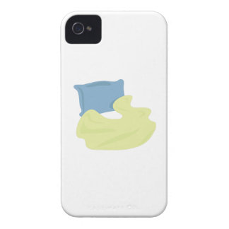 Pillow & Blanket iPhone 4 Case