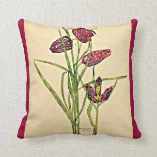 Pillow-Classic/Vintage-Charles Mackintosh 5 Throw Pillow