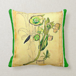 Pillow-Classic/Vintage-Charles Mackintosh 6 Cushion