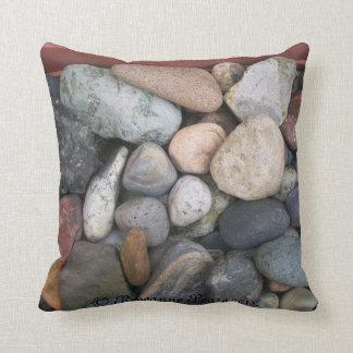 Pillow/Cushion-Rocks # 2. © Roseanne Pears 2012. Cushion
