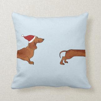 Pillow dachshund