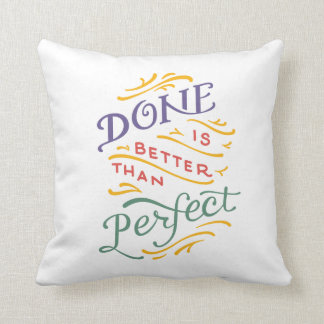 Pillow - Done is Better than Perfect