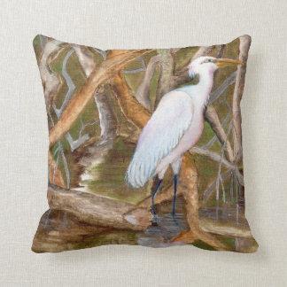 Pillow - Egret Design