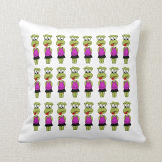 Pillow - Frog Princess