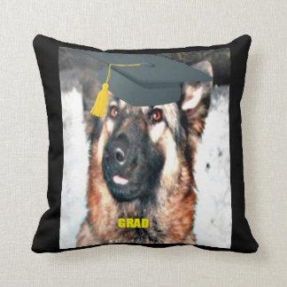 Pillow German Shepherd Grad Cushion