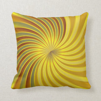 Pillow gold spiral vortex