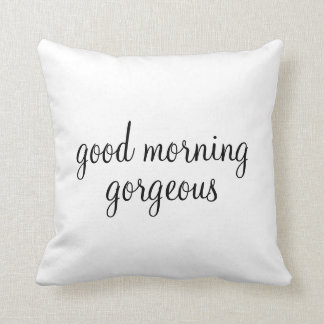 Pillow | His - Good Morning (Style 1)